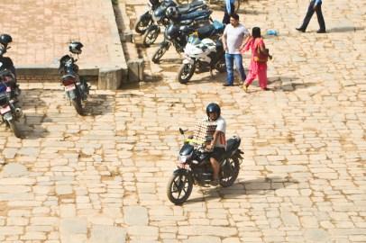 Egg stroller at Bhaktapur