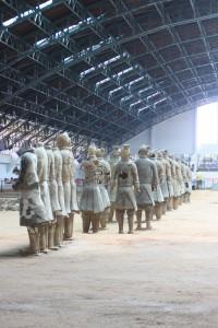 Терракотовая армия императора Цинь Шихуанди (https://www.flickr.com/photos/erwyn/)