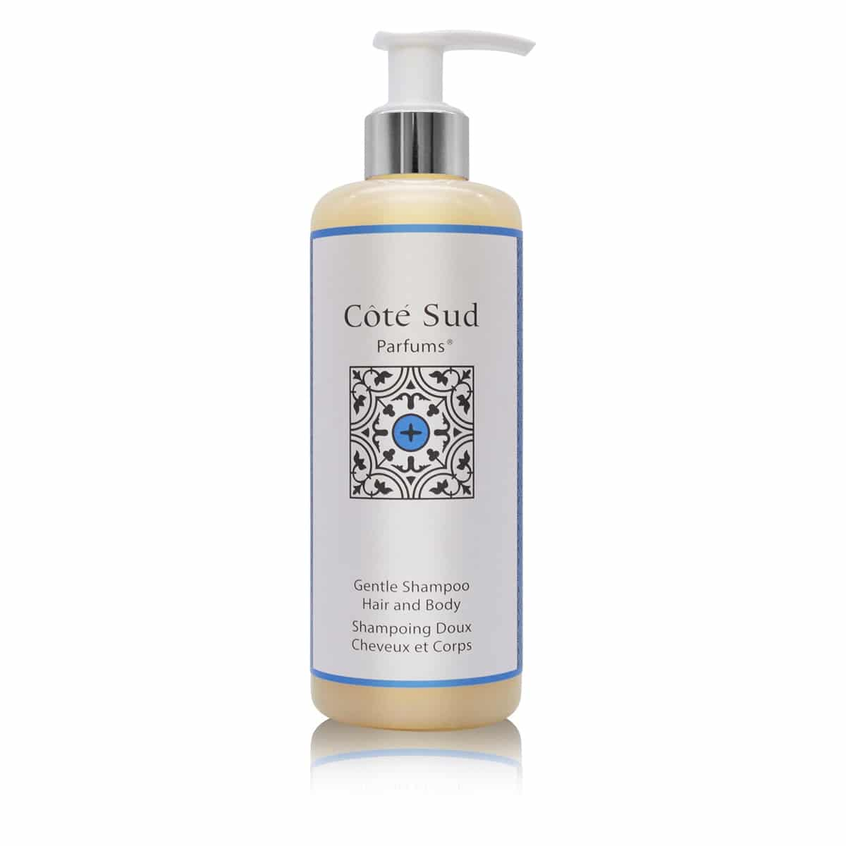 Extra Gentle Shampoo for hair & body | Côté Sud Parfums