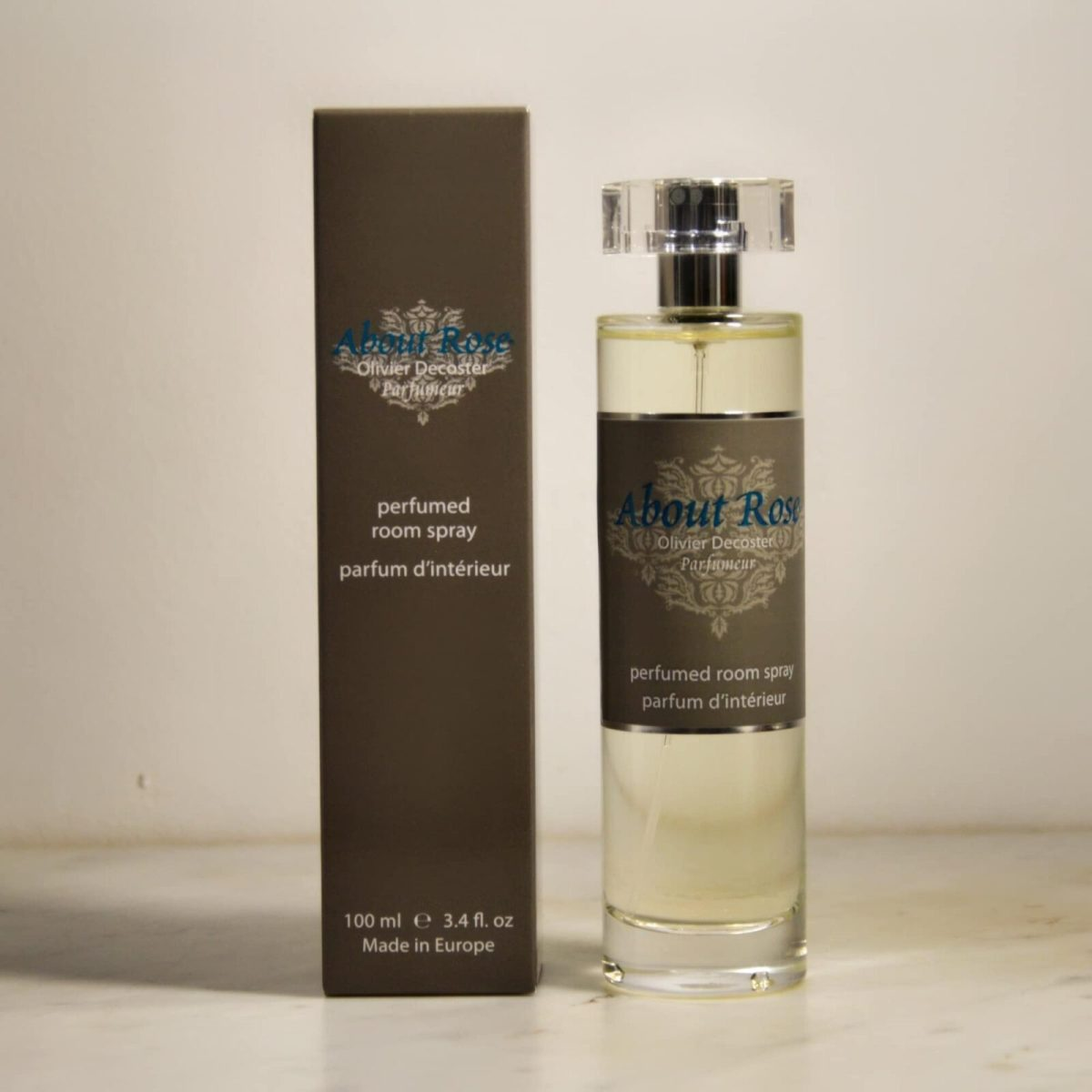 Luxury About Rose Imperial Room Fragrance- Elegant Perfum - Indoor Spray
