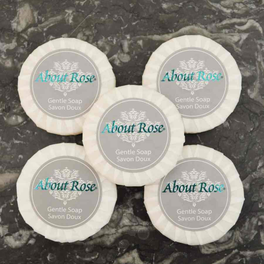 About Rose Imperial Extra Gentle Soaps | 5x20g