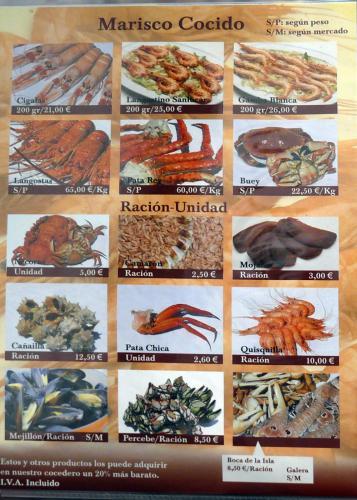 Best Seafood Restaurants Around Me