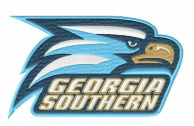 Georgia Southern University Embroidery Designs