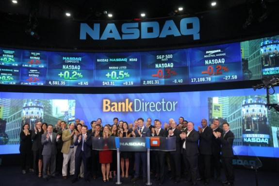 FinTech Day at NASDAQ / © 2014, The NASDAQ OMX Group, Inc.