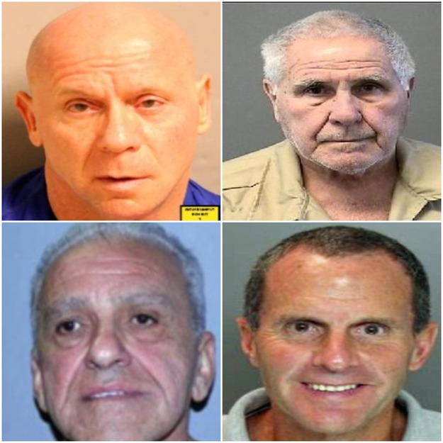John Pennisi Lucchese family targets