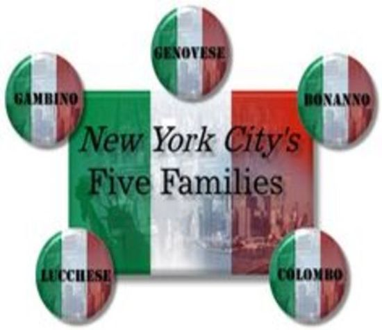 New York Mafia families