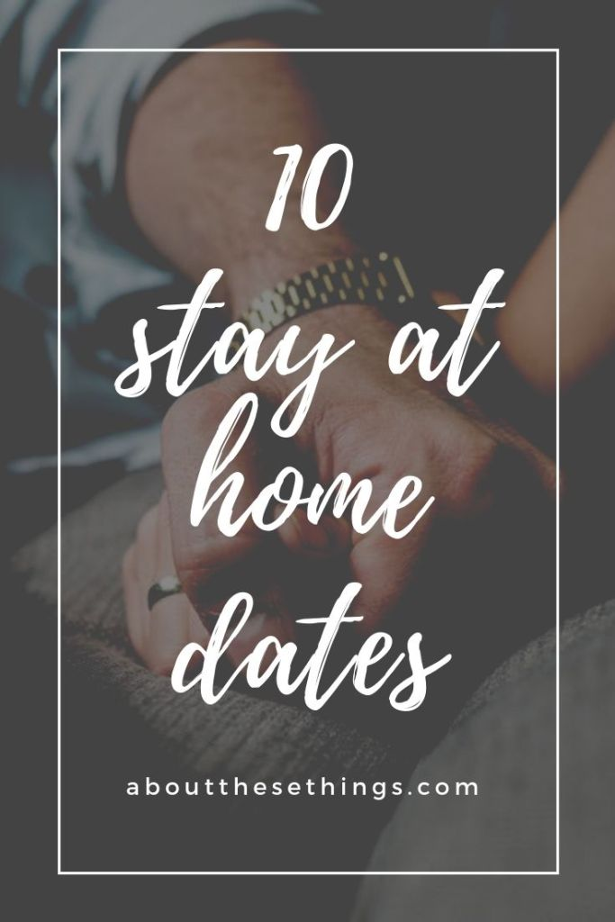 10 stay at home dates for couples