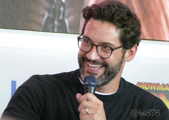 fee878 Tom Ellis LFCC2019 2