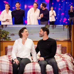 mermhart MirandaSuchFunCelebration Tom Ellis 1