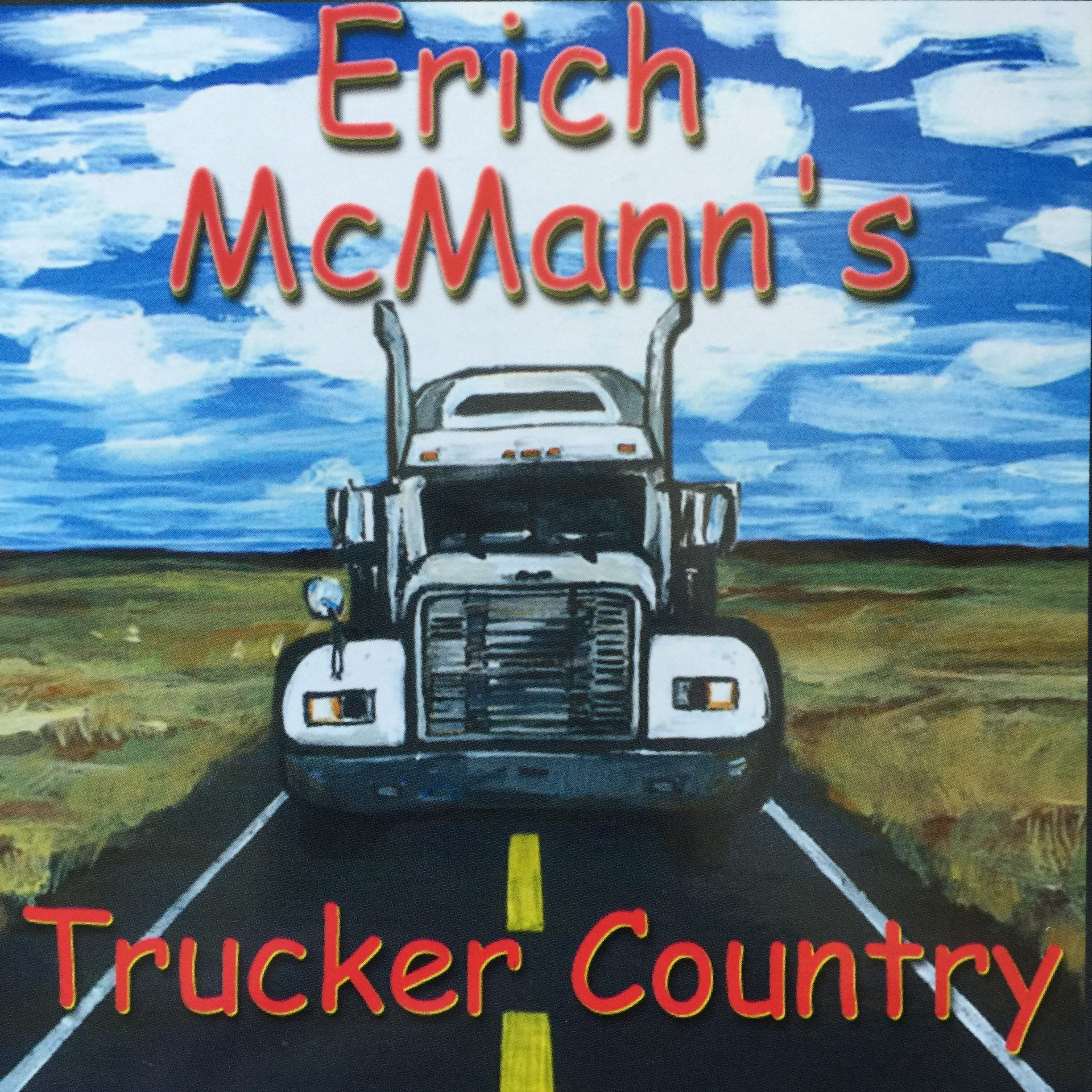 Trucker Country Album Cover