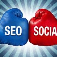 Social Media vs. SEO :: Best ROI