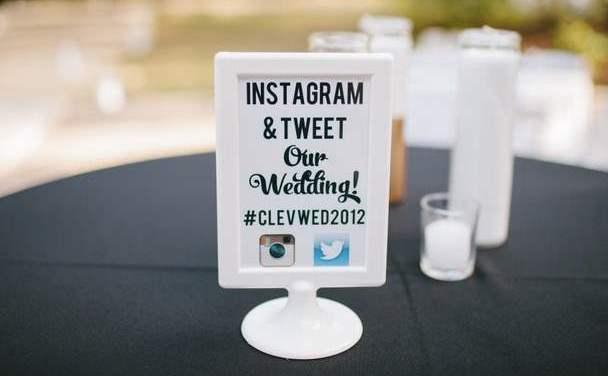 Do's & Don'ts για την επιλογή του γαμήλιου hashtag