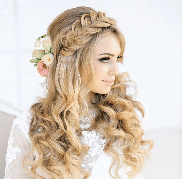 Warum Wollen Die Meisten Braute Lange Haare 24 Frisuren Zu