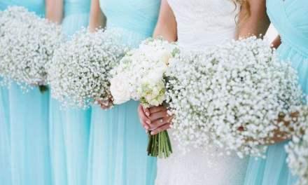 Ιδέες για να οργανώσετε έναν Tiffany Blue γάμο