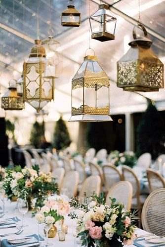 lantern-wedding-centerpiece-suspended-golden-lanterns-decorate-the-wedding-hall-katie-h-grant-via-instagram-334x500