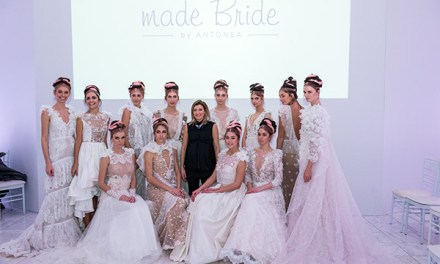 Made bride by Antonea – Ode to whispering veils collection
