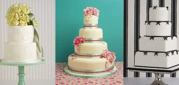 Πώς φτιάχνεται μια γαμήλια τούρτα
