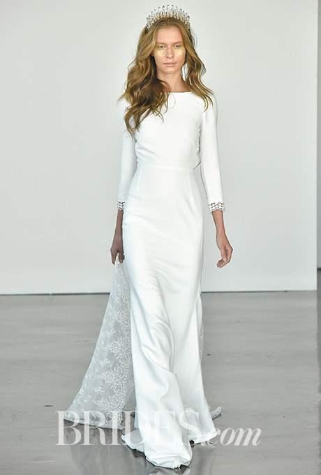 Wedding dress by Rime Arodaky