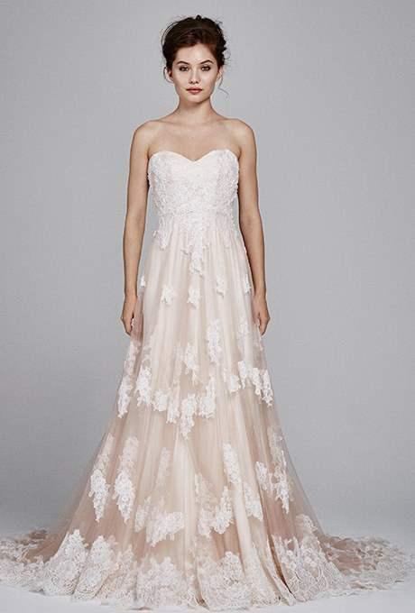 Wedding dress by Kelly Faetanini