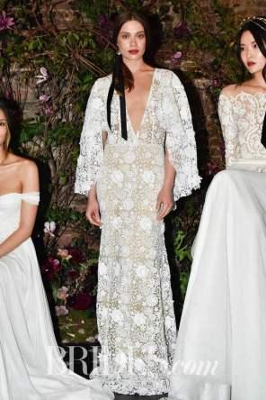 Bianca Rodin/IndigitalTV Wedding dress by the Romantics Part II by Sarah Seven