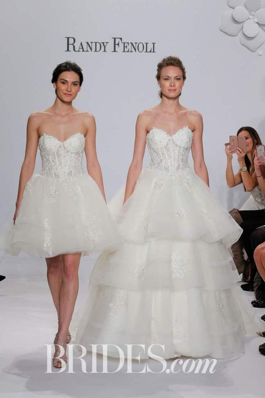 Gerardo Somoza/Indigital.tv Wedding dress by Randy Fenoli for Kleinfeld
