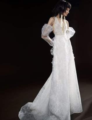 Photograph by John Guerrero Wedding dress by Vera Wang