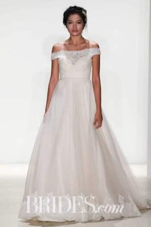 Photo: Edward James/Indigital.tv Wedding dress by Kelly Faetanini