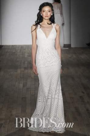 Photo by Gerardo Somoza/Indigital.tv Wedding dress by Tara Keely