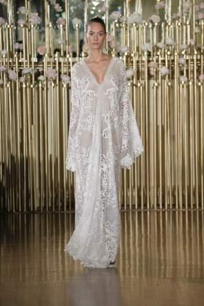 Edward James / Indigital.tv Wedding dress by Francesca Miranda