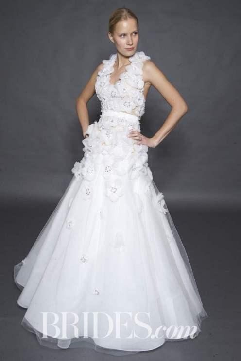 Photo: Edward James/Indigital.tv Wedding dress by Viktor & Rolf