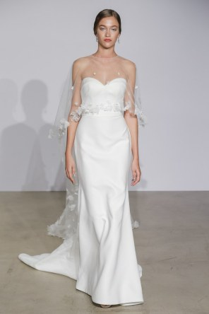 Dan Lecca Wedding dress by Justin Alexander