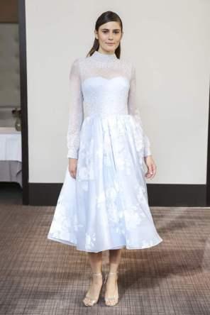 DAN LECCA Wedding dress by Gracy Accad