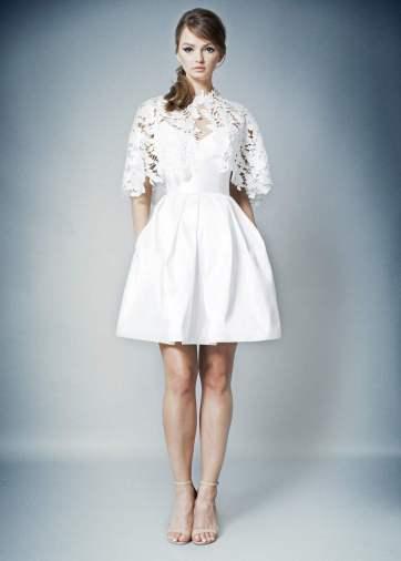 Wedding dress by Romona by Romona Keveza