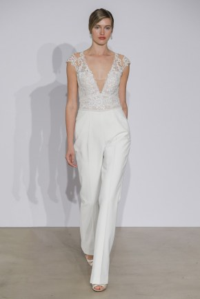 Dan Lecca Wedding jumpsuit by Justin Alexander