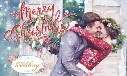 Το About Wedding σας εύχεται Καλά και Ευτυχισμένα Χριστούγεννα!