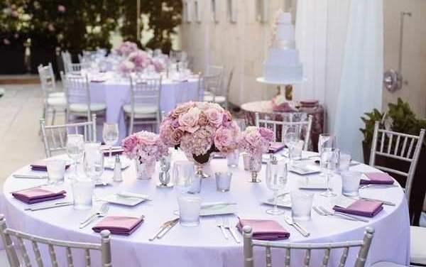 Top συνδιασμοί χρωμάτων γάμου για το 2017