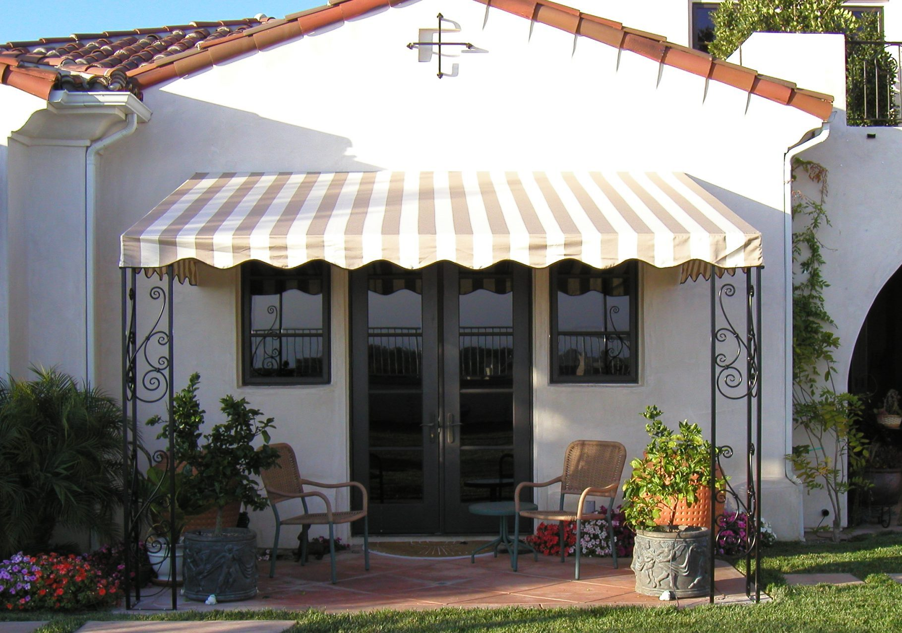stationary patio covers above all