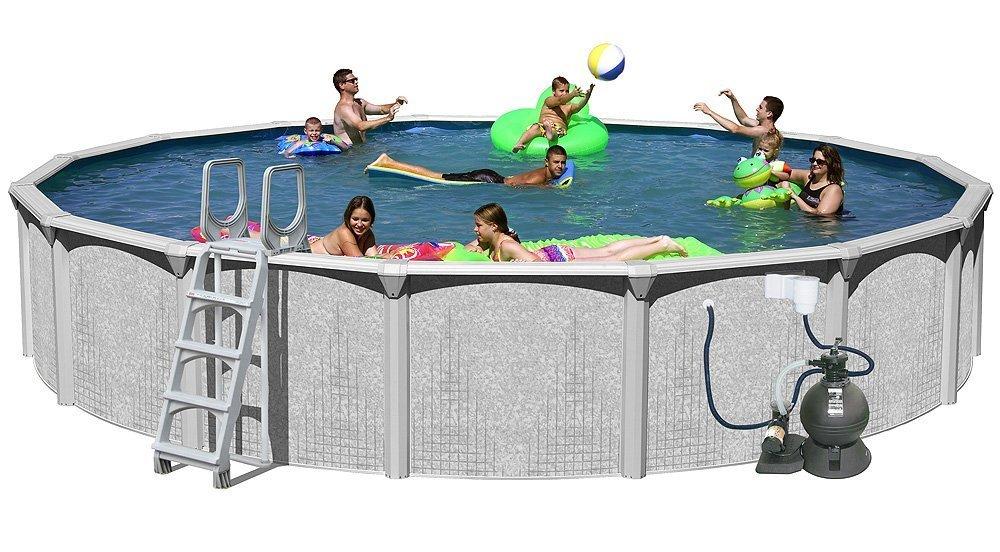 Splash Pools Round Package