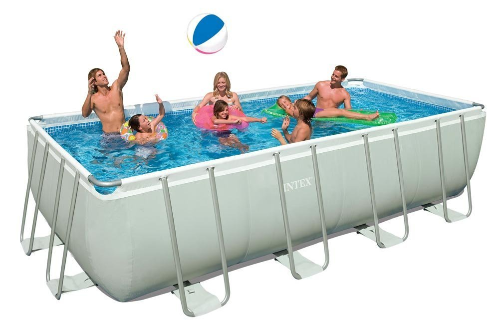 Intex Rectangle Ultra Frame Above Ground Pool Review
