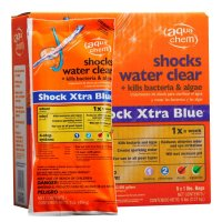How to shock a pool best above ground pools for Putting shock in pool
