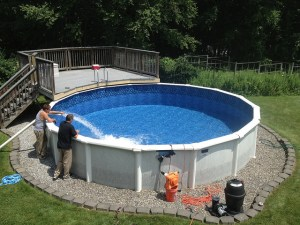 the 411 on above ground pool installation