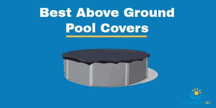 7 Best Above Ground Pool Covers For 2018 Above Ground Pool Info