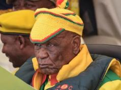 Thomas Thabane: Lesotho's ex-PM accused in wife's murder