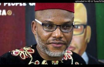 IPOB Leader, Nnamdi Kanu Reveals That Aso Rock Is Currently Empty