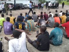 Suspected Cultists Caught Red-Handed During Initiation In Cross River