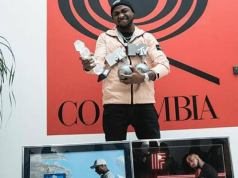 Davido's 'Fall' certified gold in the US and Canada