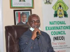 President Muhammadu Buhari Appoints Professor Godswill Obioma As New NECO Registrar