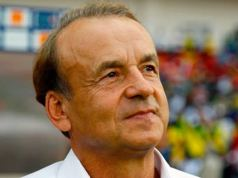 Coach Gernot Rohr Agrees To Sign New Contract With The Super Eagles.