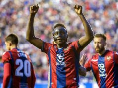 La Liga trolls Barcelona in Twi Language with Emmanuel Boateng's hat-trick