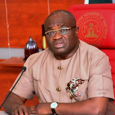Doctors Battle To Save Governor Ikpeazu From Coronavirus As He Is Diagnosed With Diabetes